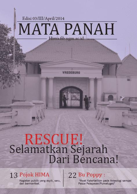 MATA PANAH Edisi 03